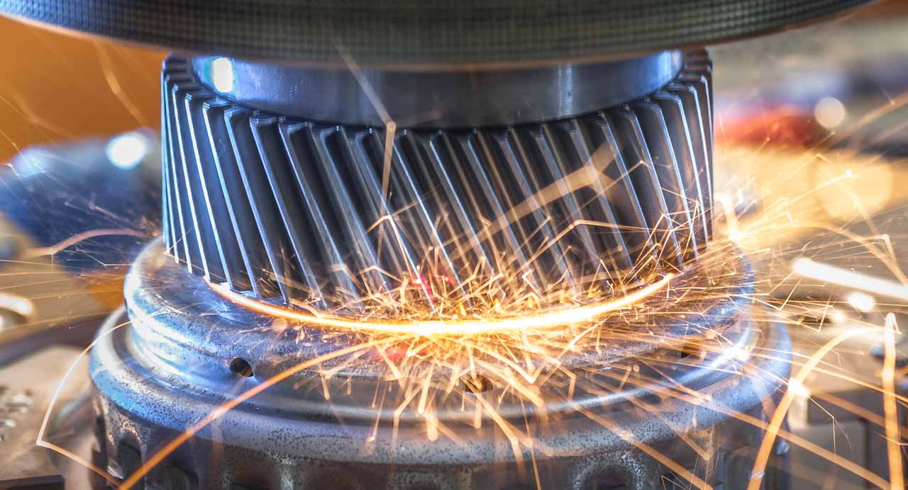 GLAMAtronic Schweißen mit Hochstromimpuls / welding with high-energy pulse