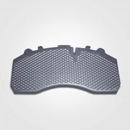 Brake pad carrier